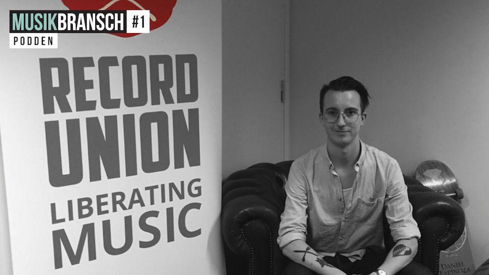1. Få ut din musik - med Anton Waltari från Record Union