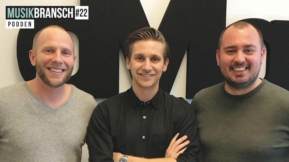 22. Världens första mobila skivbolag - Andreas Ahlenius & Diego Farias, Amuse.io