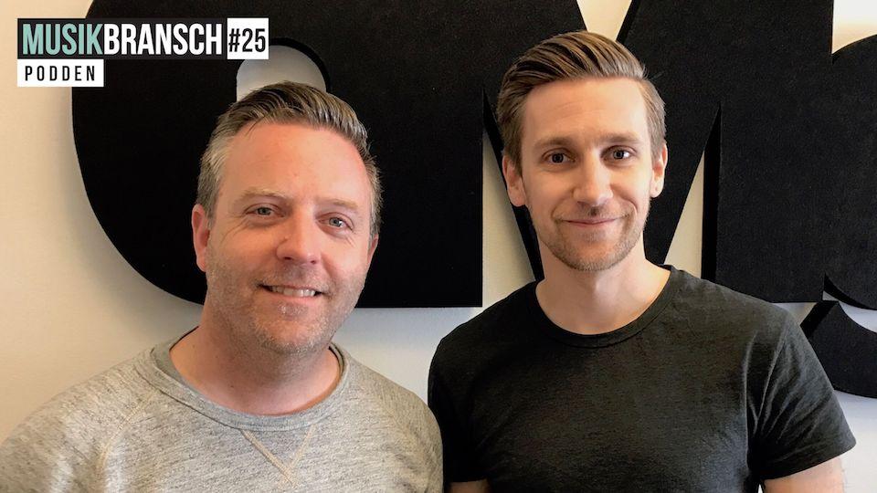 25. Från kock till säljchef på Spotify - Stefan Palmquist, Dist Sthlm