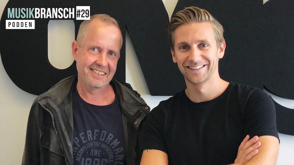29. Utvecklar låtskrivare & musikförlag - Eric Hasselqvist, TEN & Musikförläggarna