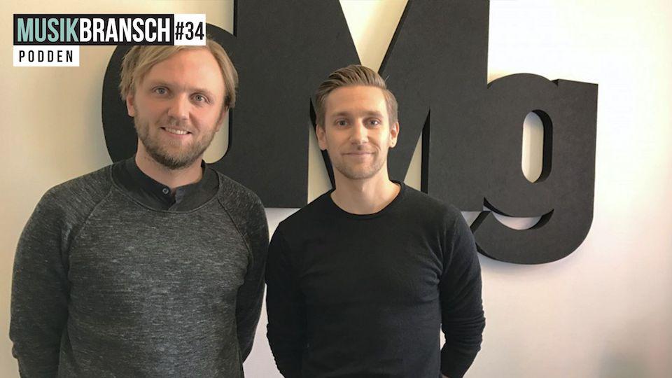 34. Erik Ohlsson, grundare & VD på Jubel