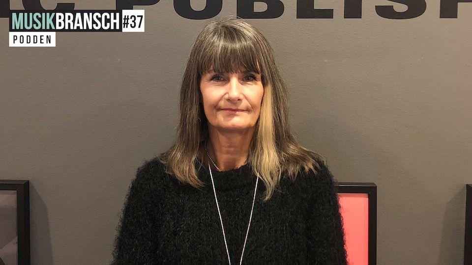 37. Svenska musikbranschens mäktigaste kvinnor - Anette Hökengren, Sony/ATV