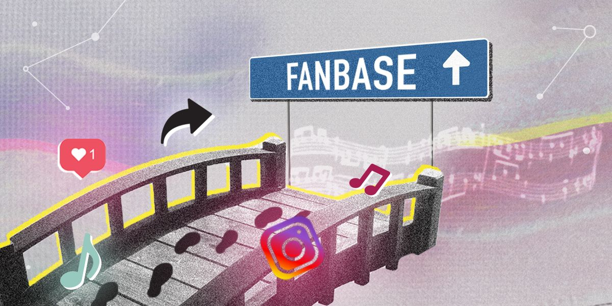The fan journey - hjälper artisten att få superfans