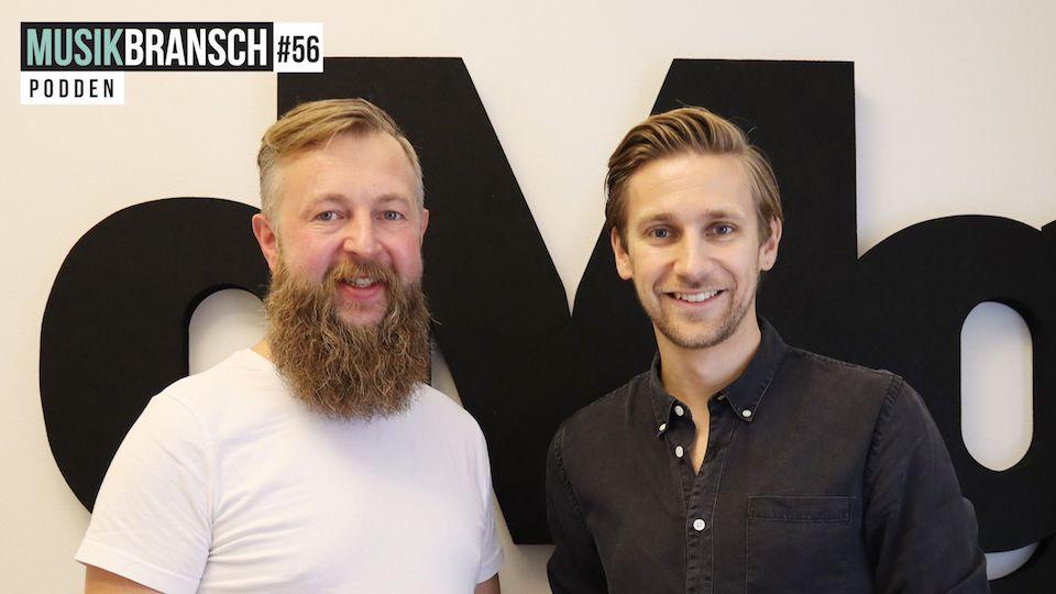 56. Pär Almqvist, Tracklib - Låser upp världens musikskatt