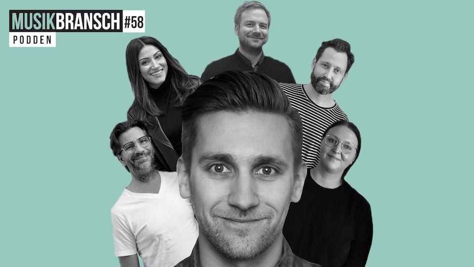 58. Best of Tips 3: Vägen till musikbranschen - Skapa karriär bakom musiken