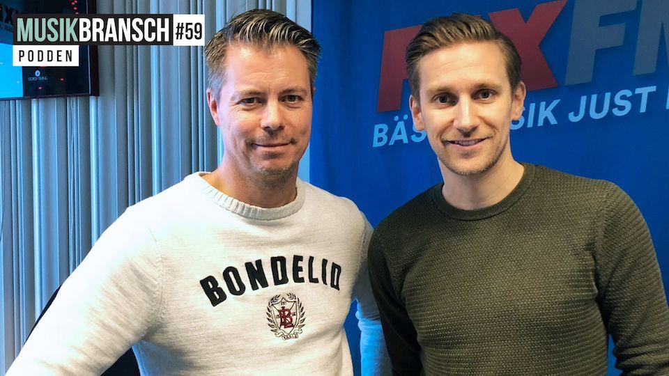 59. Robert Sehlberg, Nordic Entertainment Group - Hur radio överlever utveckling