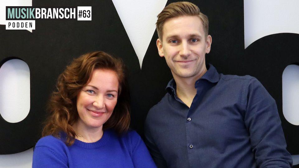 63. Jenny Hermanson, Spotify - Karriär och ledarskap som nordisk VD
