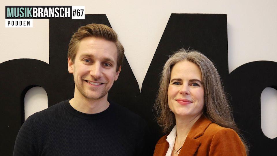 67. Annika Forsberg, Skavlan - Artistbokning vid Nordens största talkshow