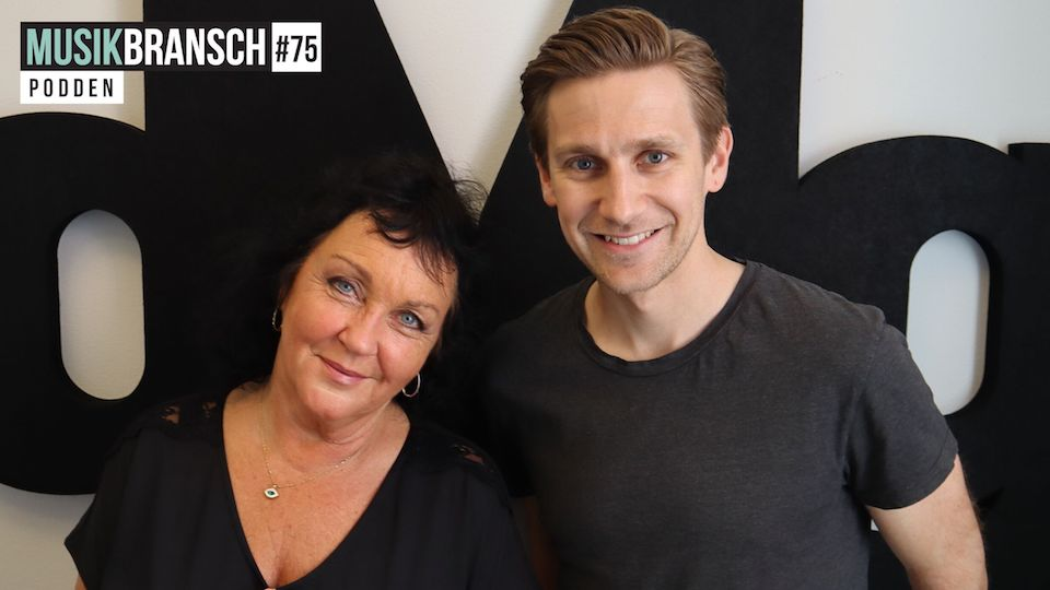 75. Ulla Sjöström, Musikmakarna - Utvecklar framtidens låtskrivare med utbildning