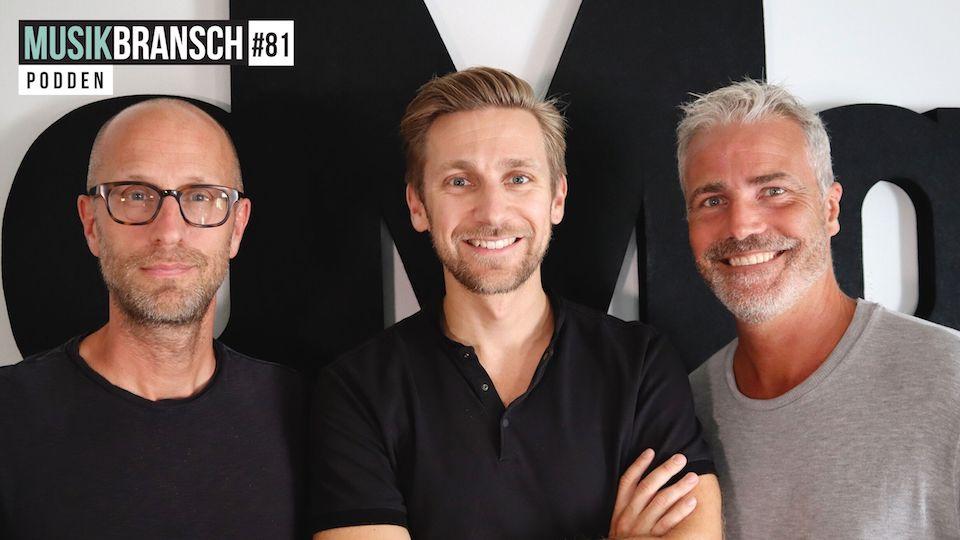 81. Mattias Tengblad & Emil Angervall, Corite - Från intraprenörskap till att skapa fansens skivbolag