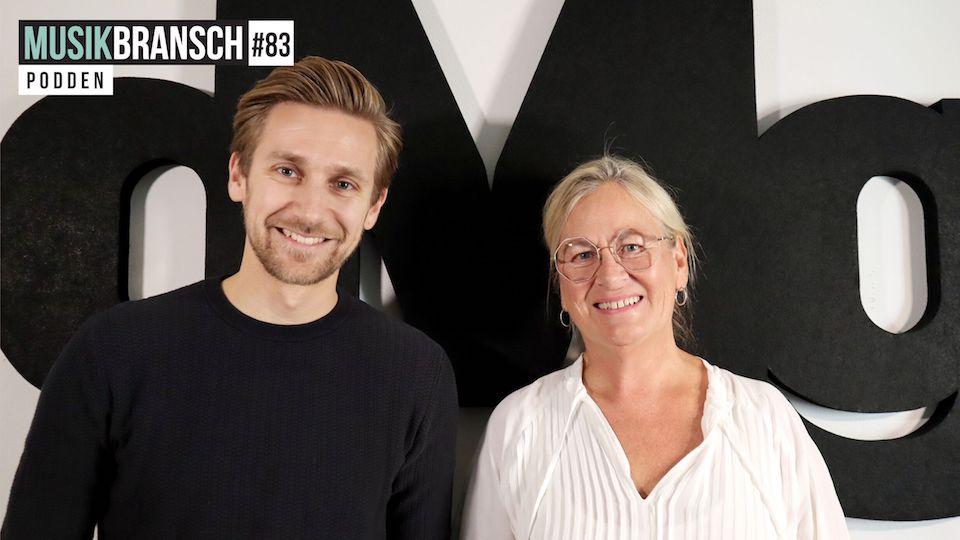 83. Marie Dimberg, Dimberg Jernberg MGT. - Management med musikbranschens mäktigaste kvinna