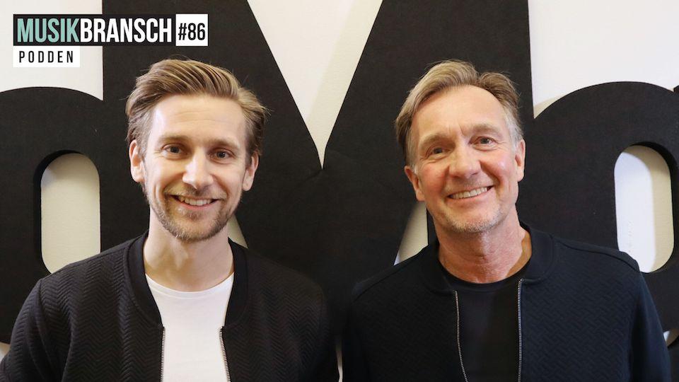 86. Martin Ingeström, Universal Music Publishing - Från majorförlag till inkluderande musikbransch