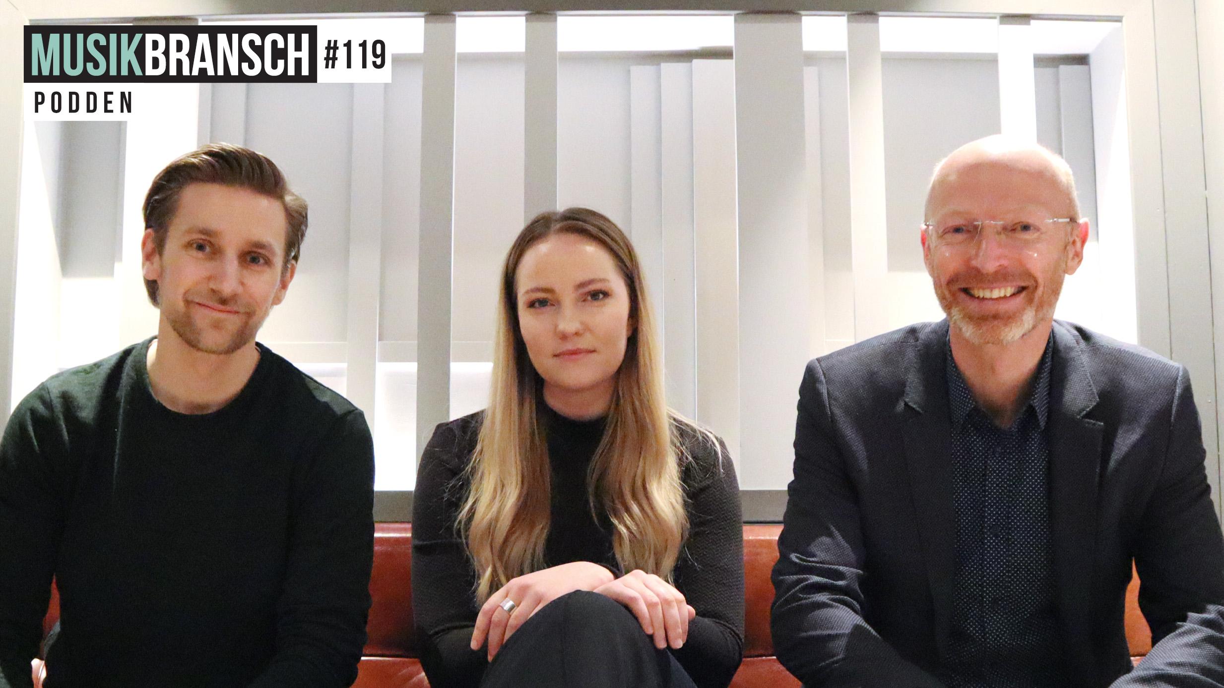 119. Återuppbyggnad av kreativa sektorn - Ida Staxenius & Karsten Dyhrberg Nielsen, Stim