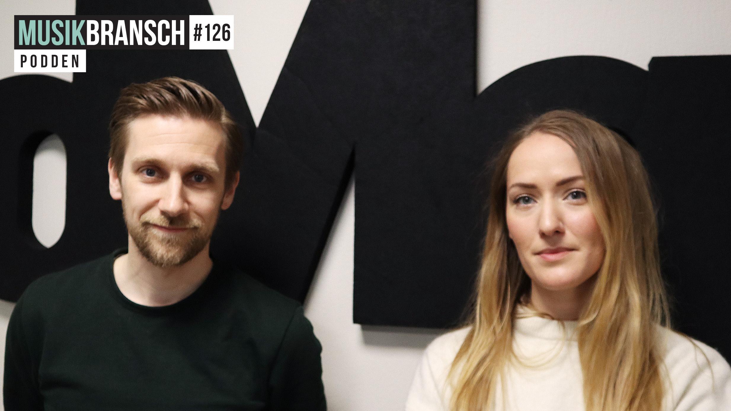 126. Styr studio framgångsrikt - Linn Fijal, Riksmixningsverket