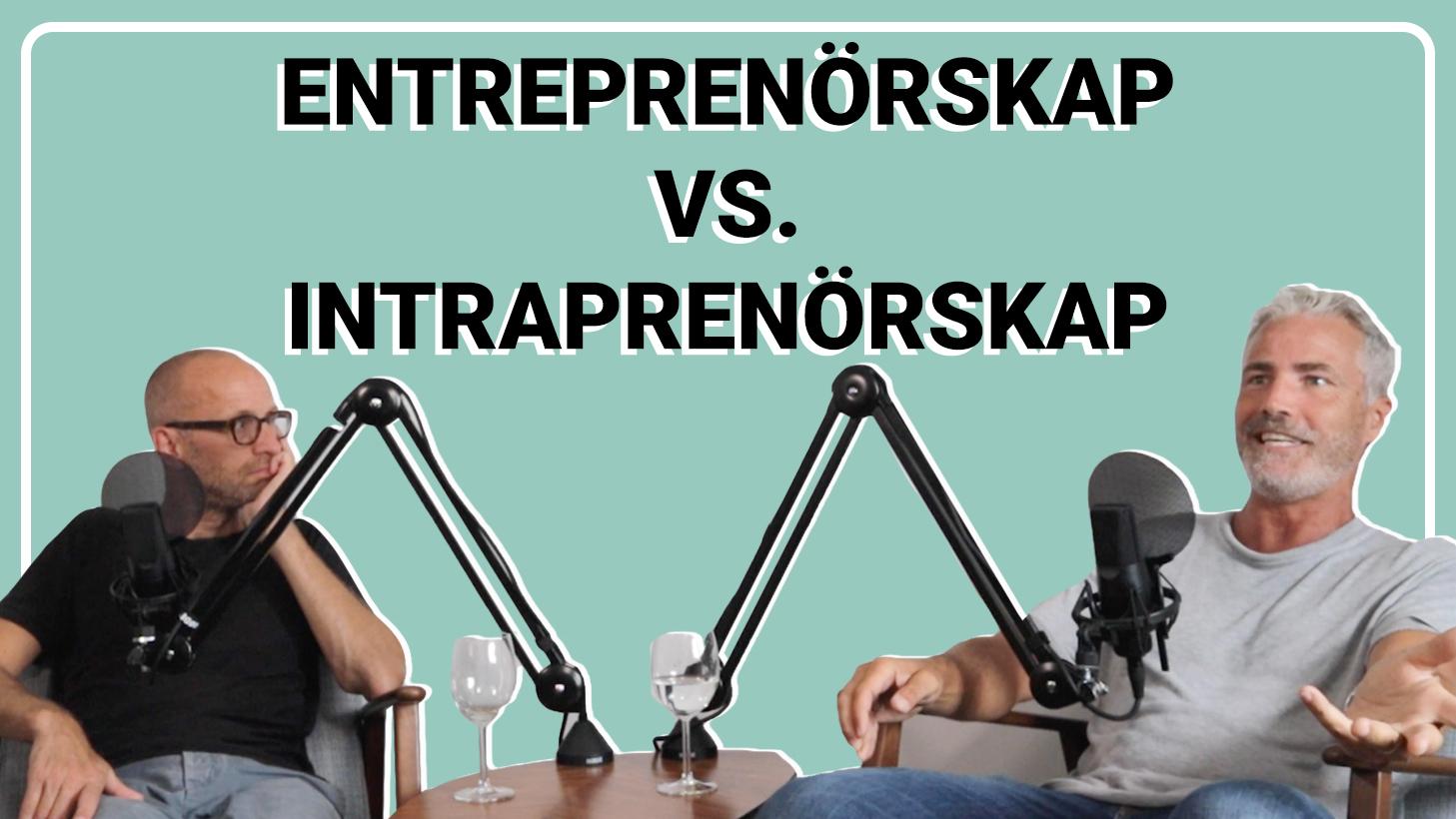 Vägen till entreprenörskap - Mattias Tengblad & Emil Angervall, Corite