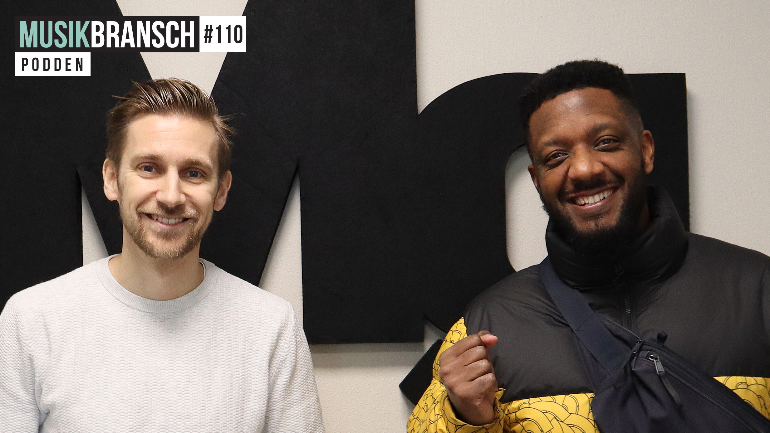 110. Entreprenörskap inom musik - Adam Tensta