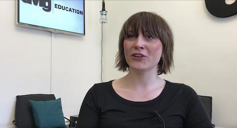 Intervju - Gabriella Wilson, tidigare student