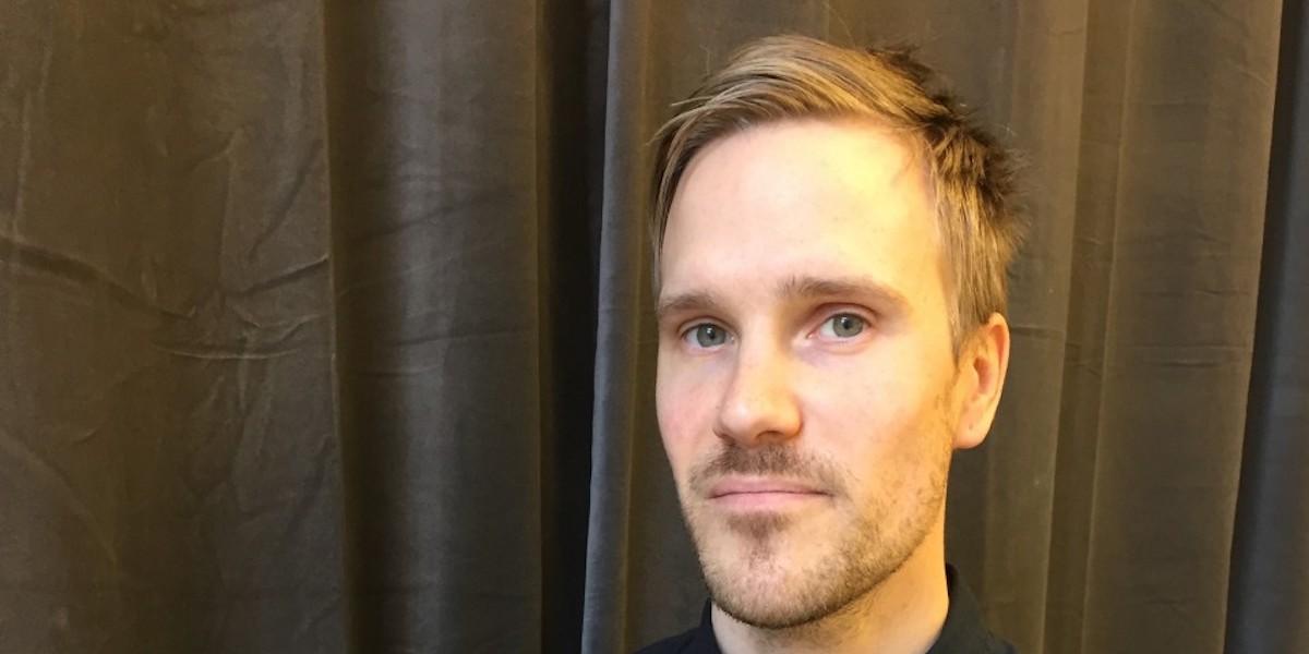 Intervju med utbildningsledare Niclas Gustafsson