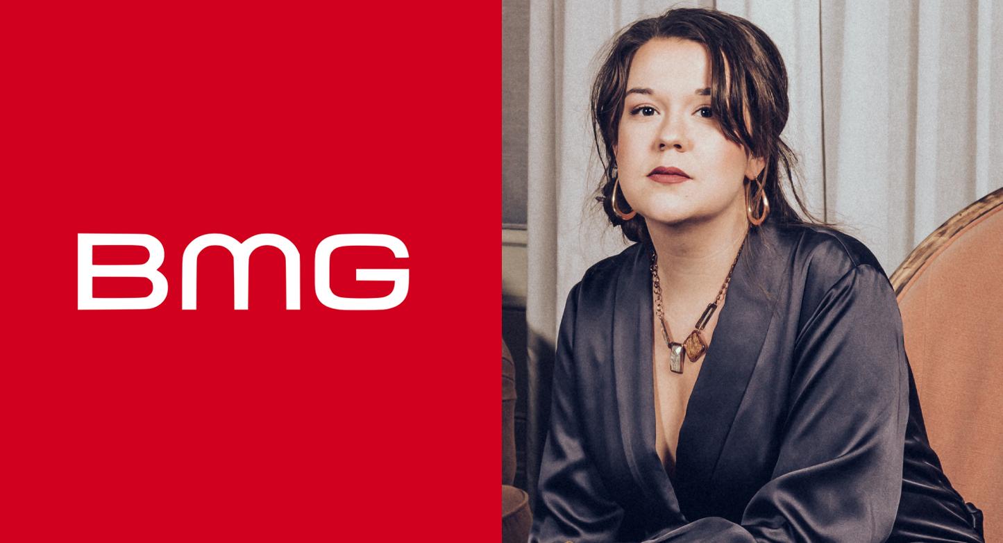 LIA: Balanserar egen artistkarriär med andras på globalt musikförlag