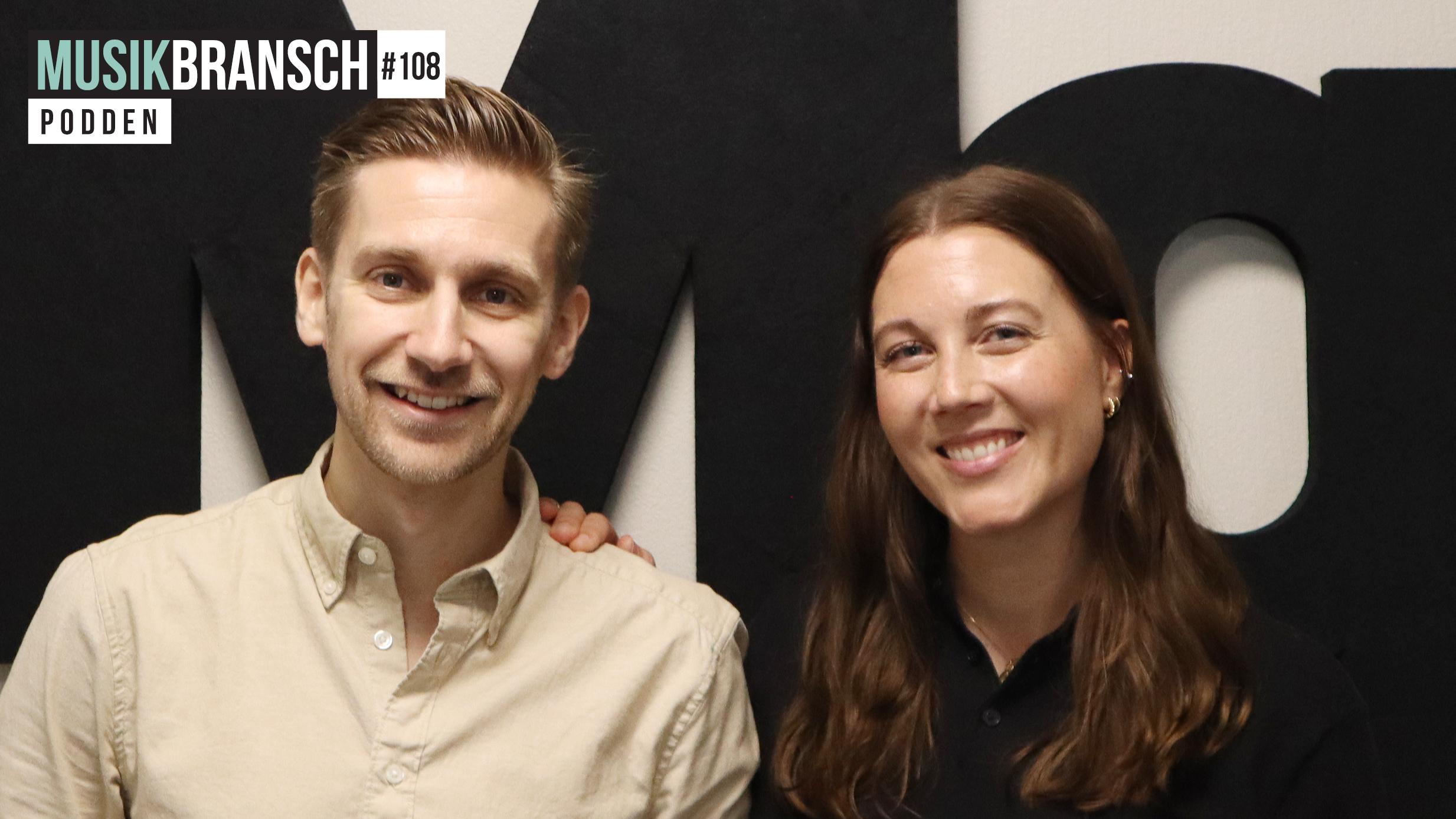 108. Från PR inom mode till musikbranschen - Lina Kellgren, Universal Music
