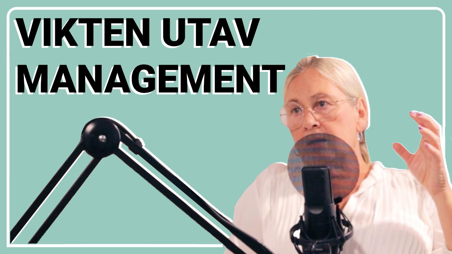 Managementbranschen idag - Marie Dimberg, Dimberg Jernberg MGT.