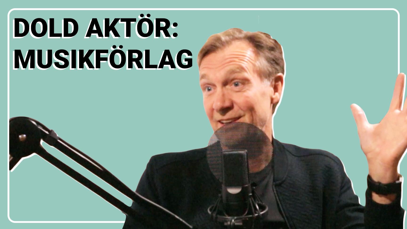 Musikförlagens viktiga roll - Martin Ingeström, Universal Music Publishing