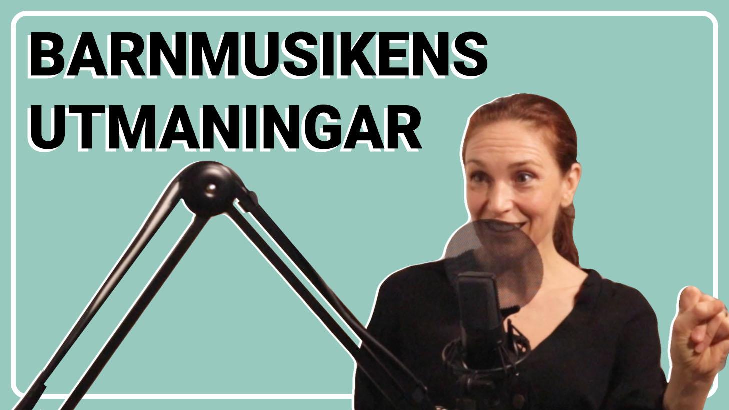 Branschen bakom barnmusik - Mia Ternström