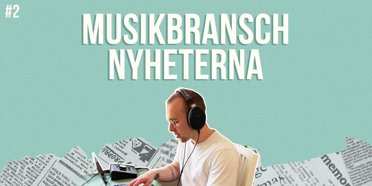 Musikbranschnyheterna #2 Rättighetsalliansen och Content ID