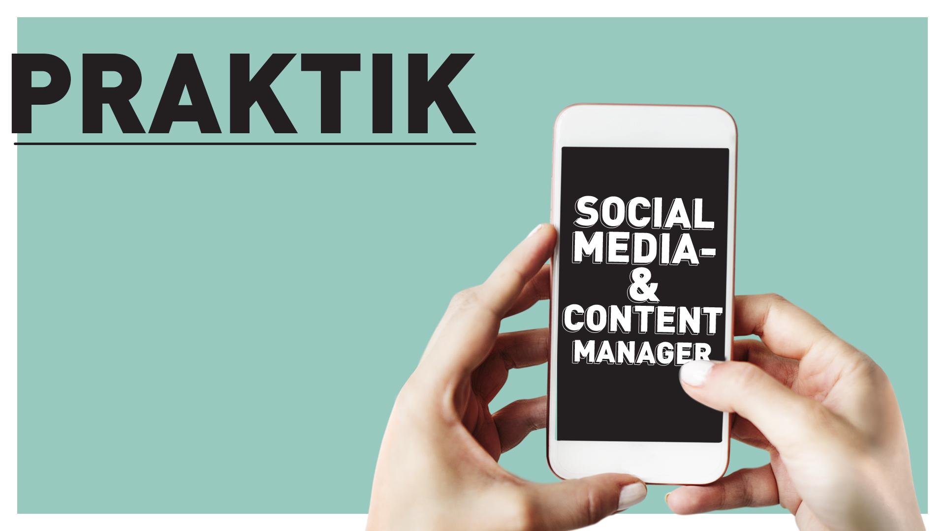 Praktik: Social Media- & Content Manager för musikbranschen