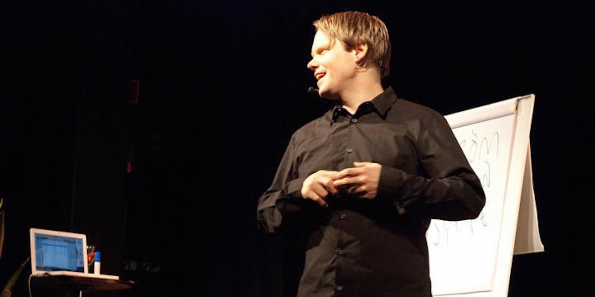 Intervju med Stefan Skoglund - Lärare på Musik Business Development