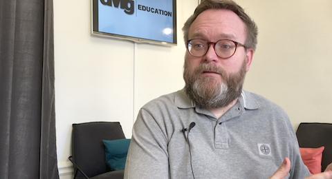 Intervju - Andreas Wendén, Popjuristen