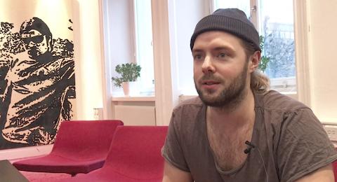 Intervju med Gustaf Angelin - Universal Music